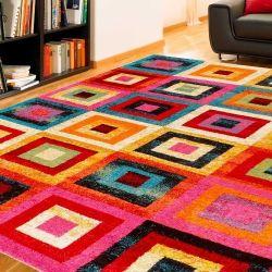 Quadratische Teppiche