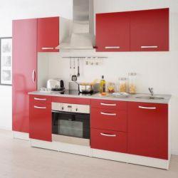 Küche Eko Rot