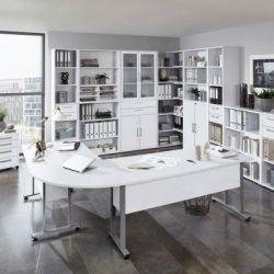 Büro Gabi - weiß