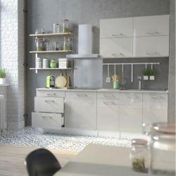 Küche Eli Grau