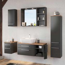 Badezimmer Dasa grau