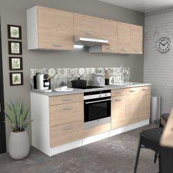Küche Eko Eiche