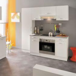 Küche Eko Weiß