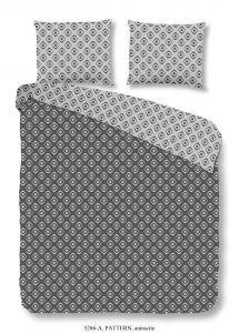Bettwäsche Pattern Anthrazit 240x220
