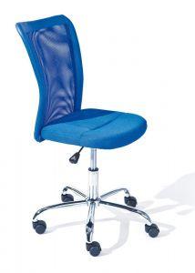 Bürostuhl Eva - blau