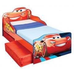 Disney Cars Kleinkindbett mit Schubladen