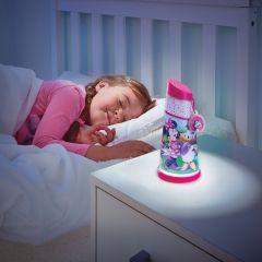 Nacht- und Taschenlampe Minnie Mouse