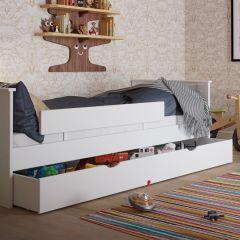 Drawer ALBA 630 - Drawer for Bed - EXTRA WHITE