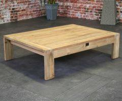 Davinci  teak coffee  table 110cm FSC Recycled