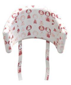 Kissenhochstuhl Teddy Flexa Baby - pink