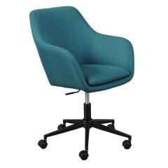 WORKRELAXED petrol - CHAISE DE BUREAU WORKRELAXED BLEU PETROLE - CHAISE DE BUREAU WORKRELAXED BLEU PETROLE