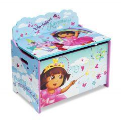 Spielzeugkiste Dora