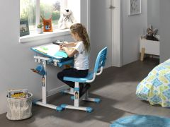 Schreibtisch Comfortline 201 - blau