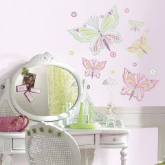 Wandsticker RoomMates - Schmetterlinge