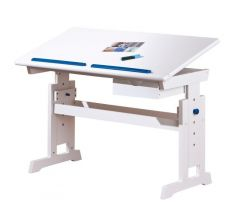 Schreibtisch Dana Blau/Rosa