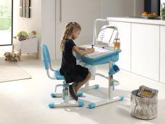 Schreibtisch Comfortline 301 - blau
