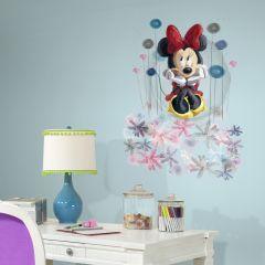 RoomMates Wandtattoo - Minnie Maus Floral Graphic