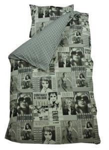 Bettwäsche Fashion Grau