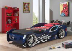 Autobett Grand Turismo - blau