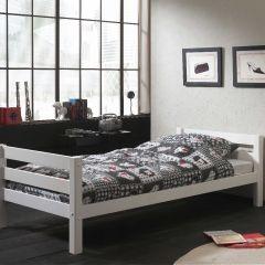 Kinderbett Anne - weiß