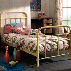 Kinderbett New York - gelb