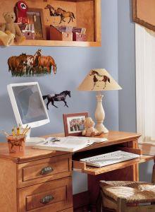 RoomMates Wandsticker - Wildpferde