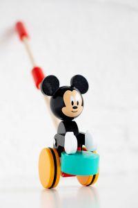 Mickey Push Along