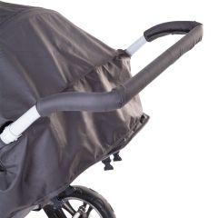 Schutzgriff Kinderwagen - schwarz