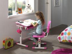 Schreibtisch Comfortline 201 - Rosa