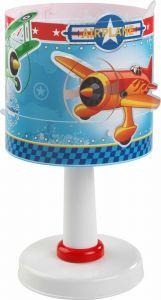 Tischlampe Flugzeug