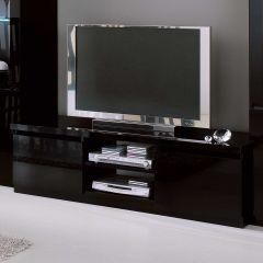 Roma Schwarz TV möbel