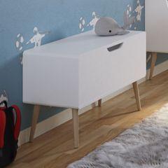 Toy box GAIA - Toy Box - EXTRA WHITE
