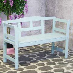 Friesen bench blue, FSC 100%