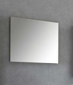 Wandspiegel - Graphit / Melamin Dekor