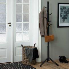 Bremen coat hanger - black, black