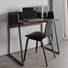 Office Volta - schwarz/nussbaumfarben