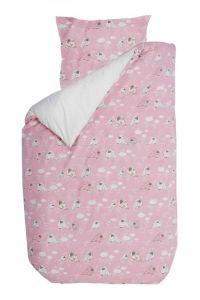 Bettbezug Sparrow - rosa