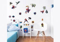 Wandsticker Spiderman