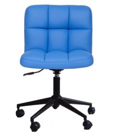 Drehstuhl Comfort - blau