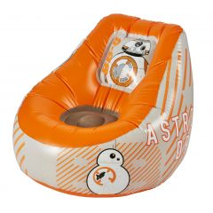 Aufblasbarer Sessel Star Wars BB-8