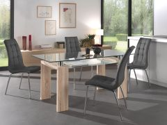 Tabelle 'Eline' 160x80 Sonoma