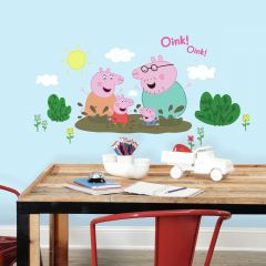 Peppa The Pig - Family Muddy Puddles