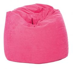 Sitzsack Big 300 micro rosa