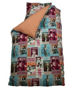 Bettbezug Fashion fuchsia