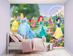 Kindertapete Disney Prinzessin Prinzessin