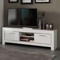 Modena Weiss TV möbel 160cm
