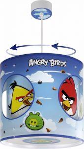 Rotierende Hängelampe Angry Birds