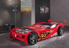 Autobett Le Mans - rot