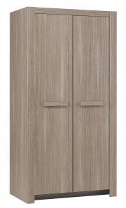 HANGUN - Armoire 2 portes