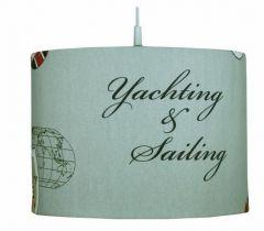 Hängelampe Sailing Marine Rot